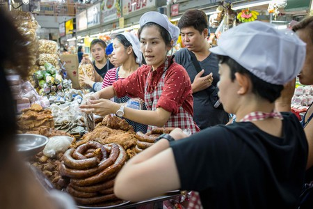 Check out Chiang Mai's markets to experience some excellent local fare
