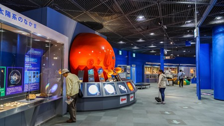 Explore science, history and food at Osaka's museums