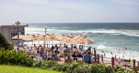 Locals flock to the beachfronts where they enjoy some of the best cuisine in the city