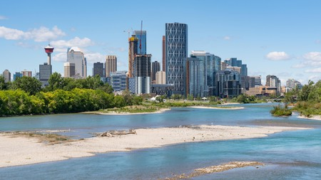 Calgary is a thriving city with so much to explore