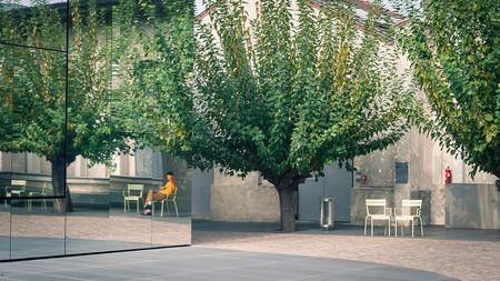 The Fondazione Prada design centre, Milan, Italy