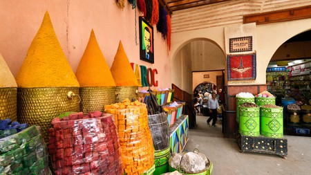 Explore the fascinating Jewish heritage in Marrakech