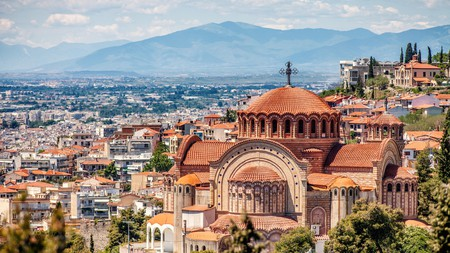 Thessaloniki's many charms make it perfect for a two-day break away