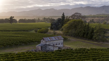 Taylors Pass Vineyard is located on the northern bank of the Awatere River in southern Marlborough