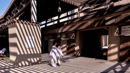 Traditional Al-Mubarakiya market in Kuwait City is still a hub for trade