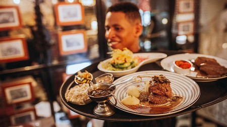 Cartagena has a thriving dining scene