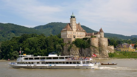 One of the best ways to enjoy Vienna is by taking a cruise along the Danube