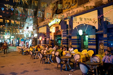 To really scratch beneath the surface in Cairo, you'll need to try as much local food as possible