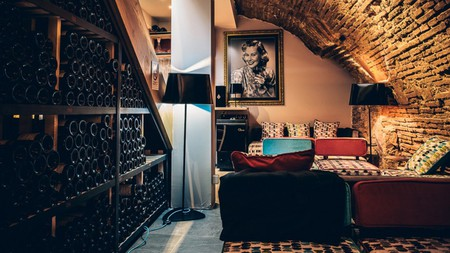 Top-rated N°5 Wine Bar is one of the excellent options for a tipple in Toulouse