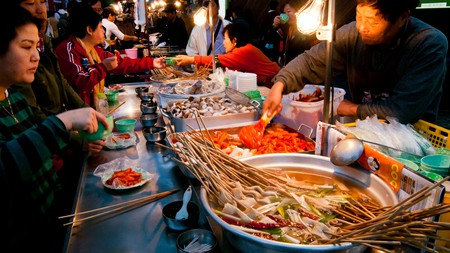Here are the best spots to fuel up on food in Myeongdong, Seoul