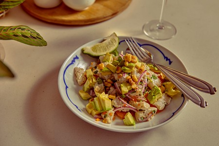 Peruvian ceviche is perhaps the oldest and most authentic version there is