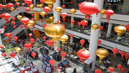 Sydney is home to the country's largest Chinatown