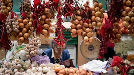 Delicious local produce can be found at Mercado da Ribeira