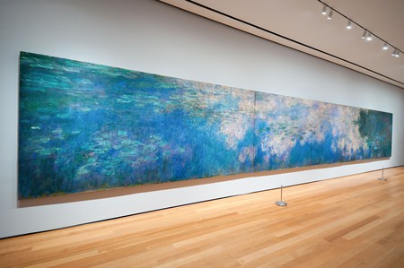 Explore New York's MoMA –home to Monet's masterpieces – without leaving the house