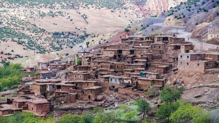 Discover Marrakech's more unique sights and attractions, among them this Berber village in the Ourika Valley