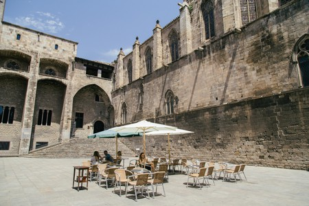 Barcelona is steeped in culture and history