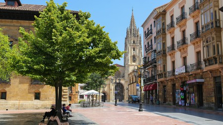 Oviedo is a stylish city located on two pilgrimage routes to Santiago de Compostela