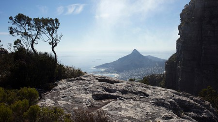 Discover Cape Town as an outdoor paradise by visiting its breathtaking waterfall