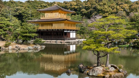Kyoto is best known for its beautiful shrines and temples
