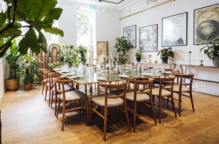 London is packed with ethically minded eateries for the conscious consumer