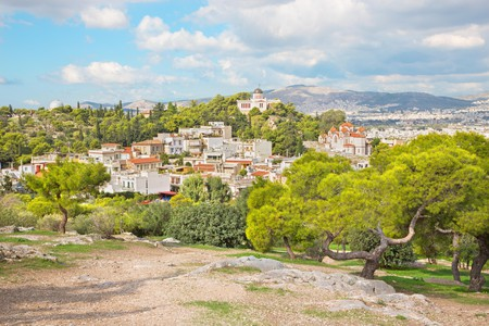 Try something out of the ordinary in Athens