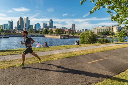 The Lachine Canal is one of many things to experience in Montreal