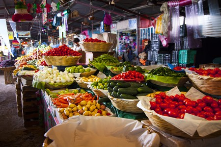 Mexico's markets are perfect for exploring the variety of delicious regional specialties