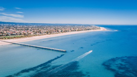 Adelaide's stretch of coastline includes many must-visit beaches