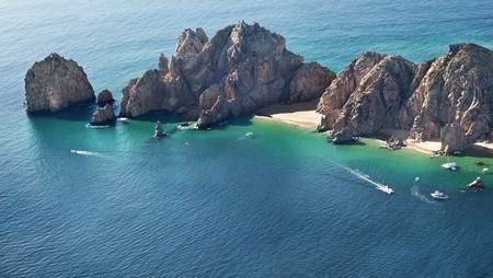 Cabo sits on Baja California's rugged coastline