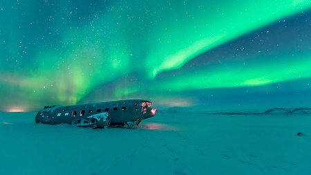 Reykjavik is an ideal base from which to go out in search of Aurora Borealis