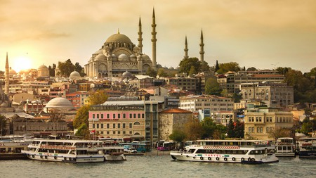 Explore the vibrant, bustling city of Istanbul from the comfort of home