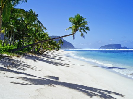 The Kingdom of Samoa offers a perfect summer climate throughout the year