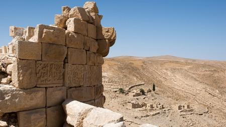 Explore Jordan's ancient history through its many desert castles