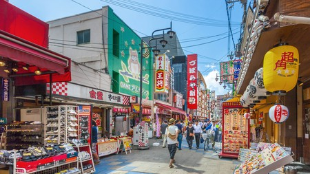 Osaka offers some of the best food, culture and nightlife in Japan