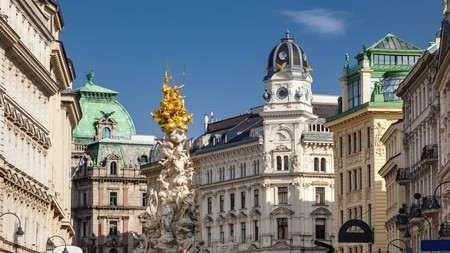 Indulge in a spot of cloud tourism to experience Vienna from the comfort of your own home