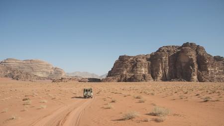 Take two or more days to explore the area around Amman, Jordan