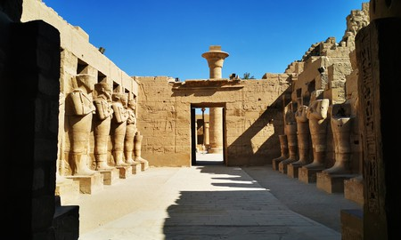 Karnak Temple in Luxor is an essential stop for every visitor to Egypt
