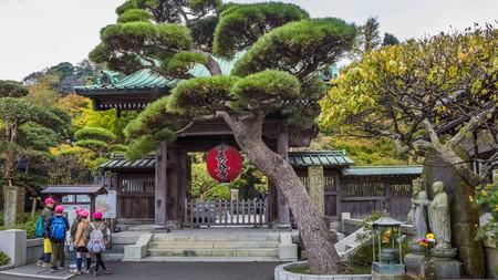 Kannon Hase-dera Temple, Kamakura City