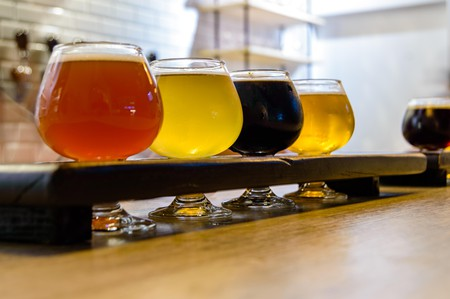 Wherever there is a thriving craft-beer scene, you're guaranteed to find a wealth of excellent brews