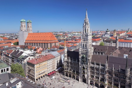 Explore Munich in a way you've never tried before