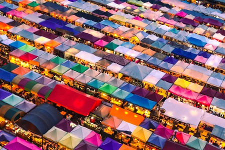 Many colours in Thailand have specific meanings