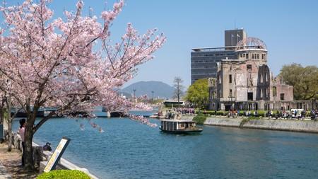 Despite its turbulent past, Hiroshima is a flourishing, modern Japanese city
