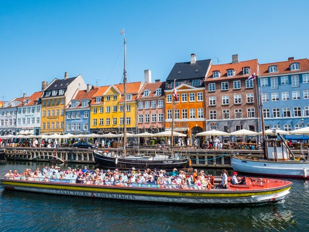 Explore the Danish capital on a boat tour