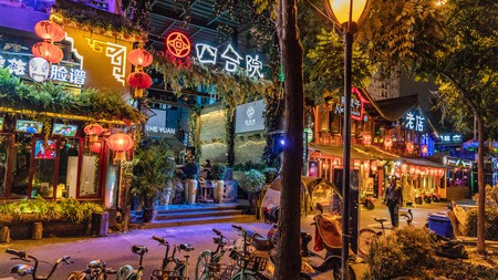 Chengdu is a lively place with a thriving bar scene