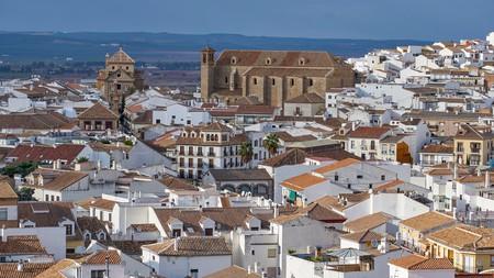 "Antequera is known as El Corazón de Andalucía, ""The Heart of Andalusia"""