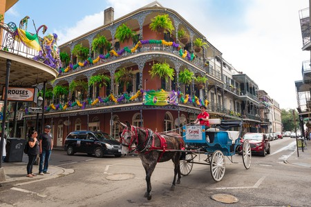 Get to the heart of the diversity across New Orleans' spectacular neighborhoods with this guide