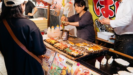 Eating well in Kyoto doesn't mean having to break the bank