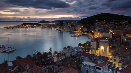 Croatian towns like Split have become hotspots for nightlife seekers