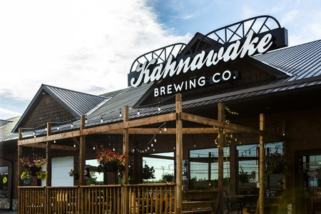Kahnawake Brewing Co tempts those who visit with a large variety of brews