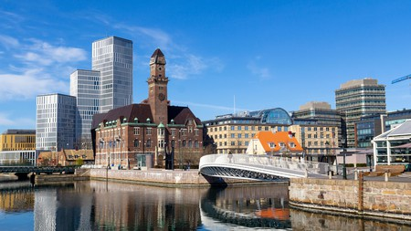 Malmö, Sweden, is known for its sustainable nature – from transportation to restaurants